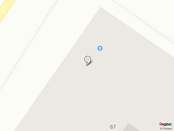 Медынь на карте Владимира