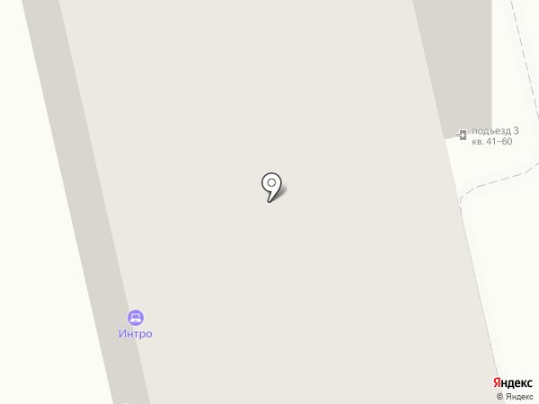 Лэна-Дент на карте Владимира