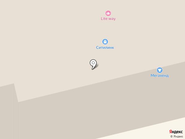 Фабрика кухня на карте Владимира