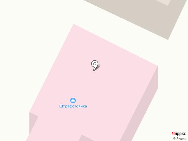 Шаровая 33 на карте Владимира