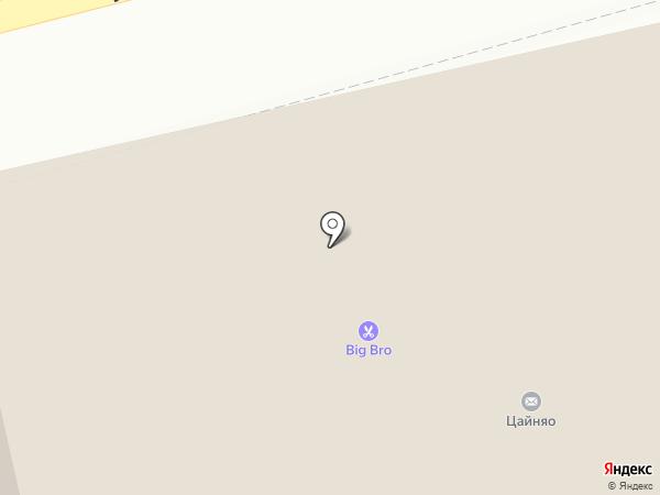 BIG BRO на карте Владимира