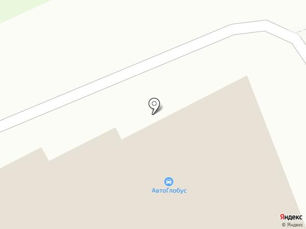 АвтоШИК на карте Владимира