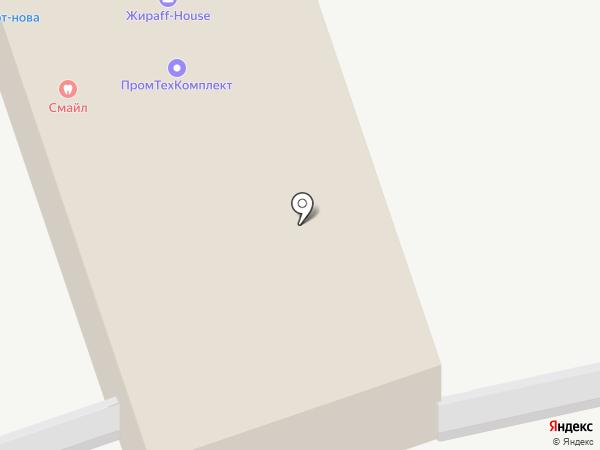 ВладимирСтрой на карте Владимира