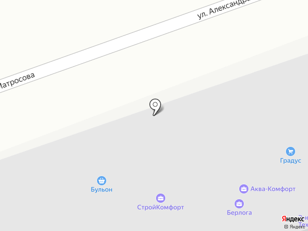 Производственная компания на карте Владимира