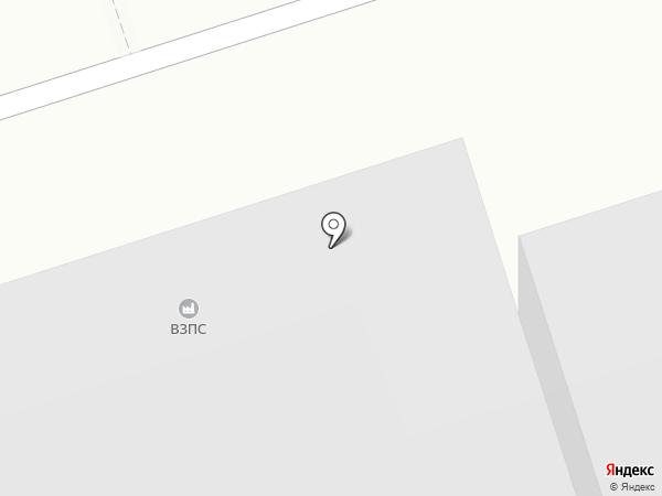 Владимирский Завод Прецизионных Сплавов на карте Владимира