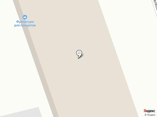 Автомастер+ на карте Владимира