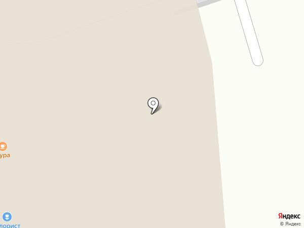 Антарес на карте Владимира