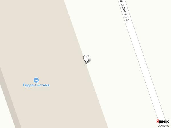 Hi-tech Garage на карте Владимира