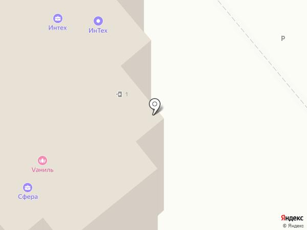 Автопростор на карте Владимира