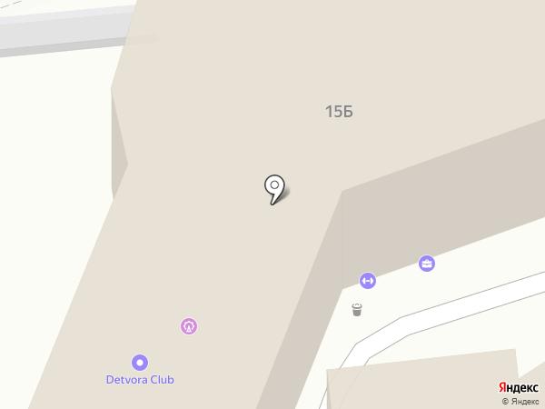 ДОБРЫЙ МАСТЕР на карте Владимира
