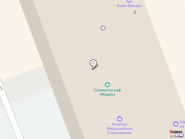 Умный Дом на карте Владимира