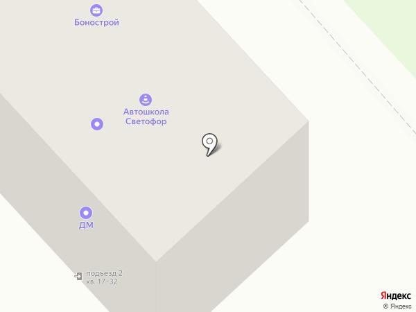 Юридический центр на карте Владимира