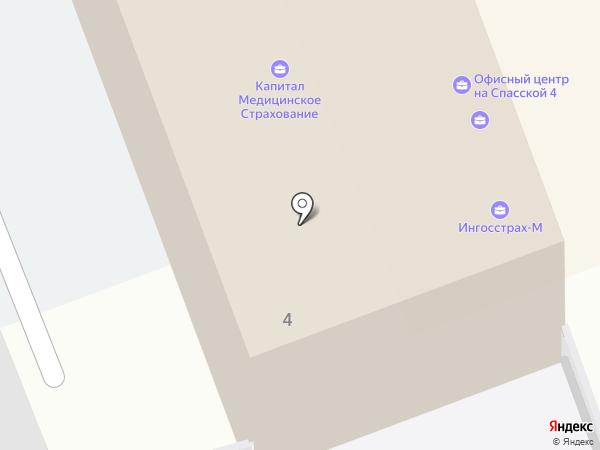 КБ Индустриальный Сберегательный Банк на карте Владимира