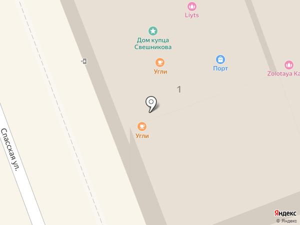 Neo на карте Владимира