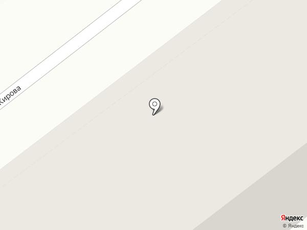 ГЗК на карте Владимира