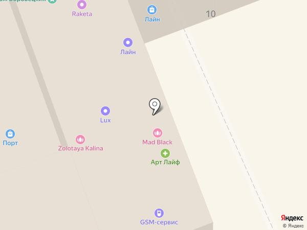 PartyShar33 на карте Владимира