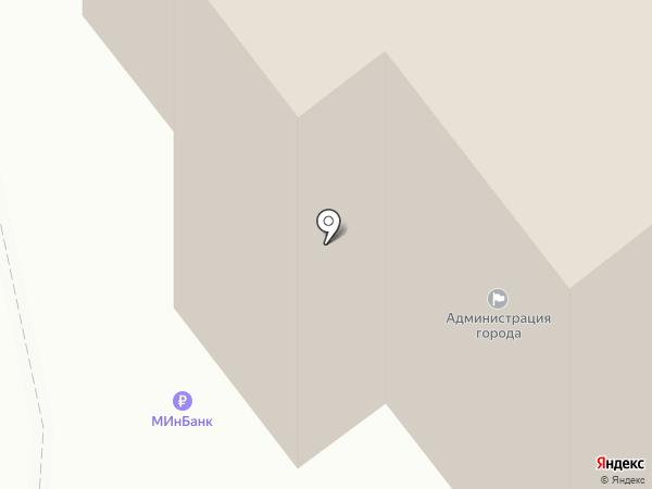 Управление по связям с общественностью и СМИ на карте Владимира