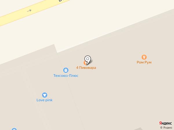 4 Пивовара на карте Владимира