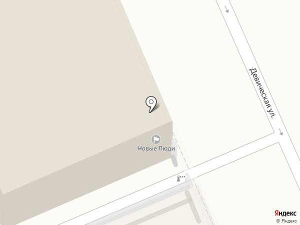 Банкомат, АБ Россия на карте Владимира