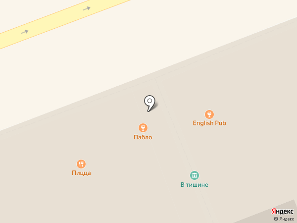 Мятная сова на карте Владимира