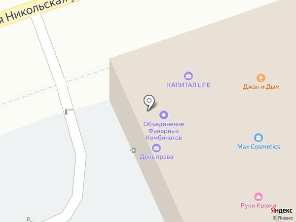 День права на карте Владимира