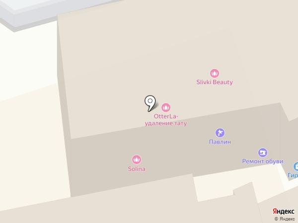 ВИДИКОН на карте Владимира