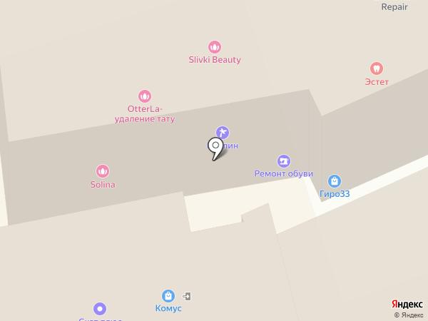Альянс на карте Владимира