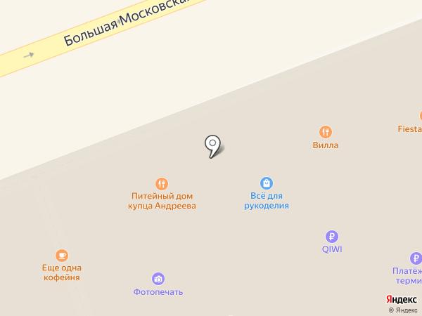 Юридическое агентство на карте Владимира
