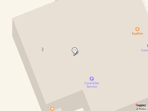 Калачофф на карте Владимира