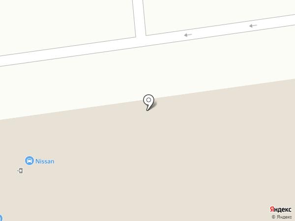 АвтоТракт на карте Владимира