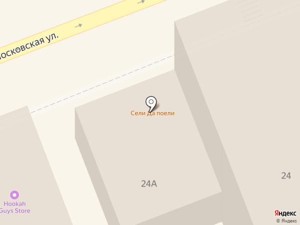 Перчик на карте Владимира