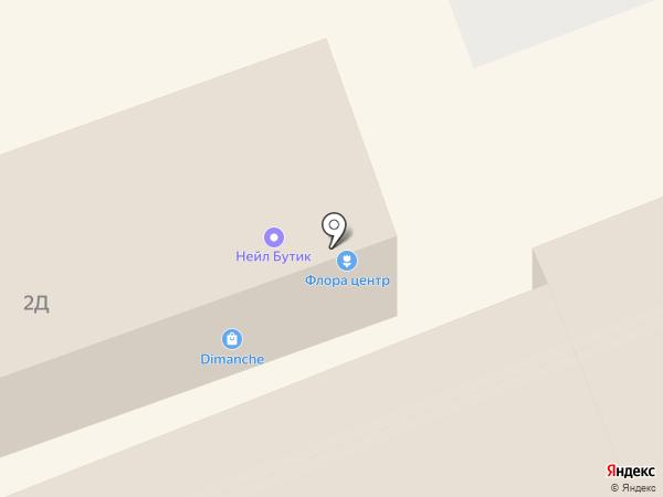 Dimanche на карте Владимира