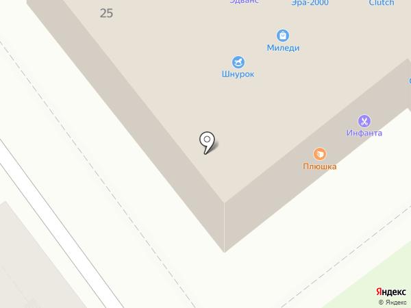 Элегантно на карте Владимира