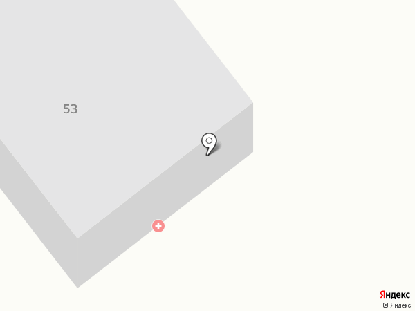 Городская клиническая больница скорой медицинской помощи на карте Владимира