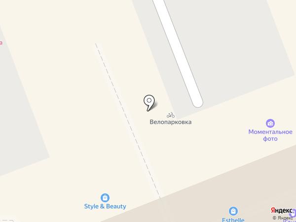 Он и она на карте Владимира