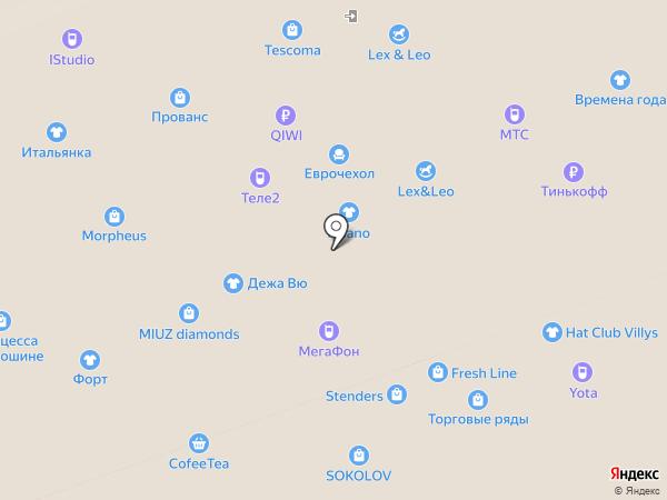 Aquamarine на карте Владимира