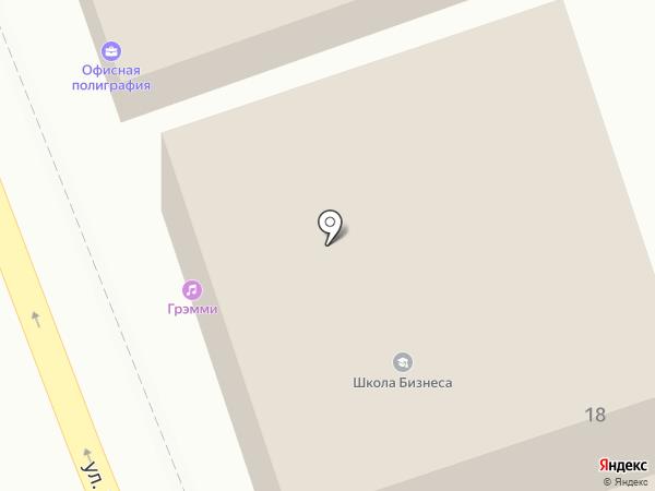 Chill-out bar на карте Владимира