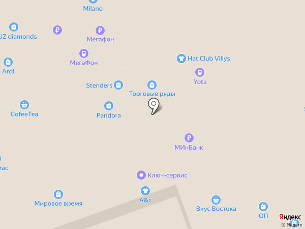 GYRO33 на карте Владимира