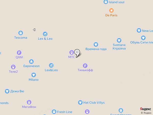 Sweet Cat Shop на карте Владимира
