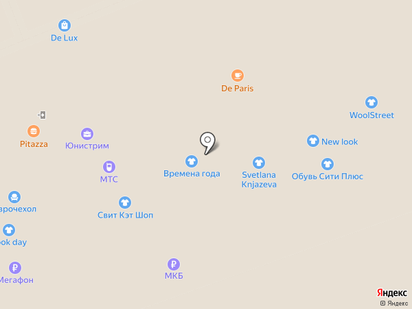 М-студия на карте Владимира