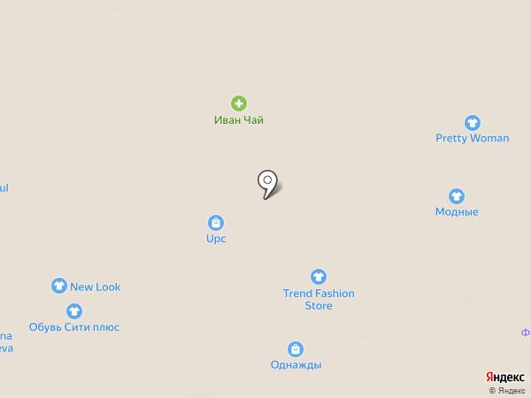 New look на карте Владимира