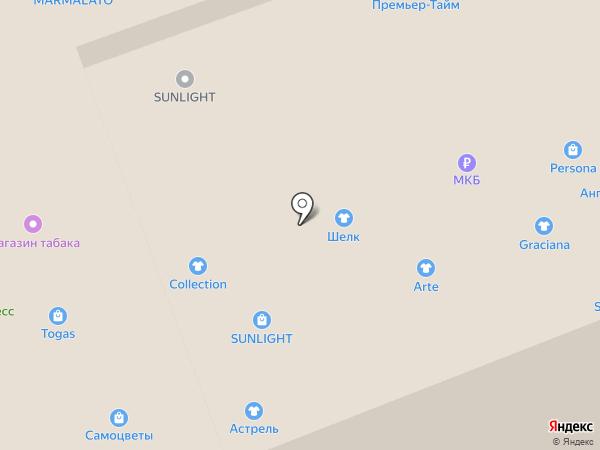 SUNLIGHT на карте Владимира