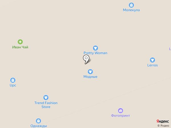 Imperial на карте Владимира