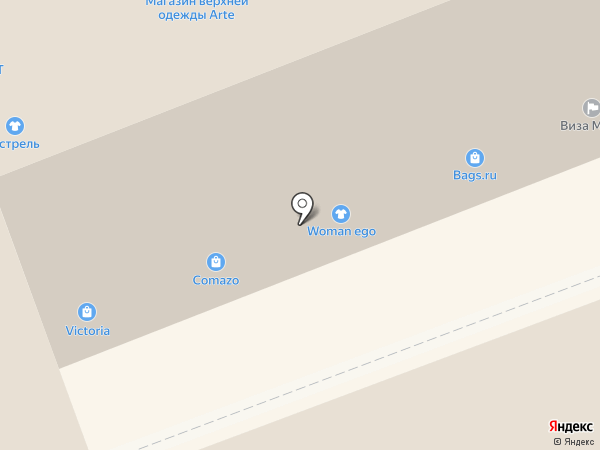 Мансарда на карте Владимира