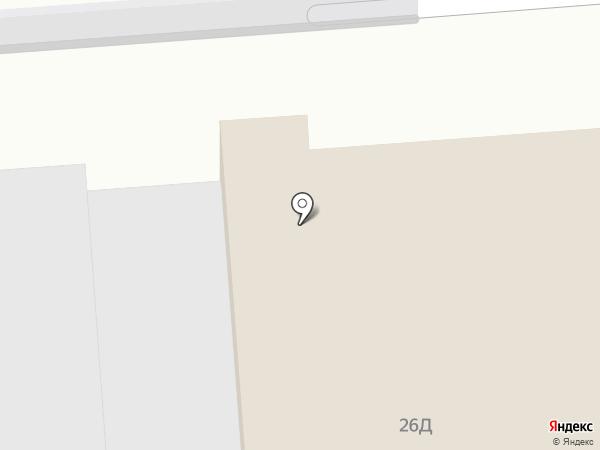 LADA Деталь на карте Владимира
