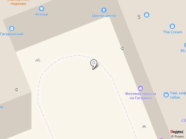 Диана на карте Владимира