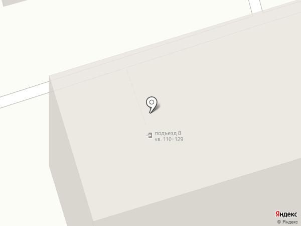 Автодевайс на карте Владимира