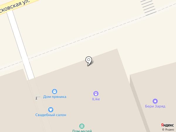 Вилки нет на карте Владимира