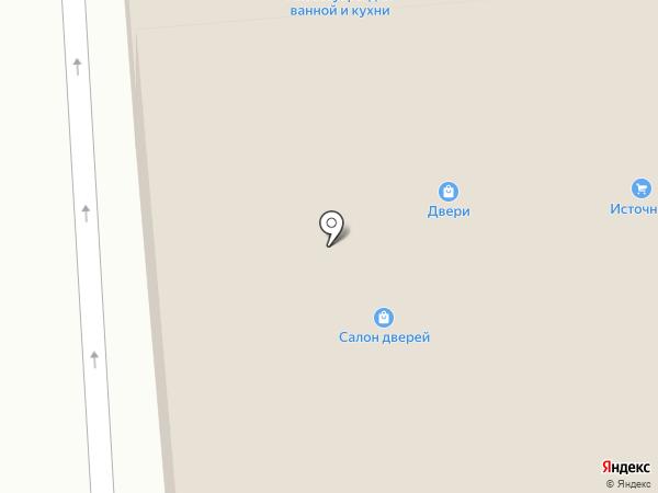 MASTER DOOR`S на карте Владимира