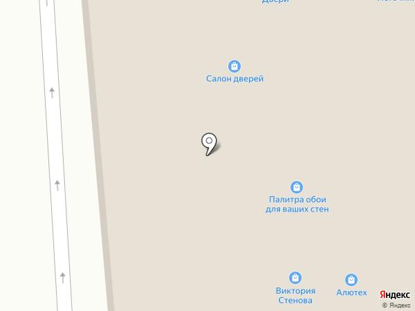 Заборы33 на карте Владимира